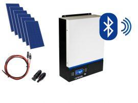 Zasilanie słoneczne fotowoltaiczne 230V Off-grid